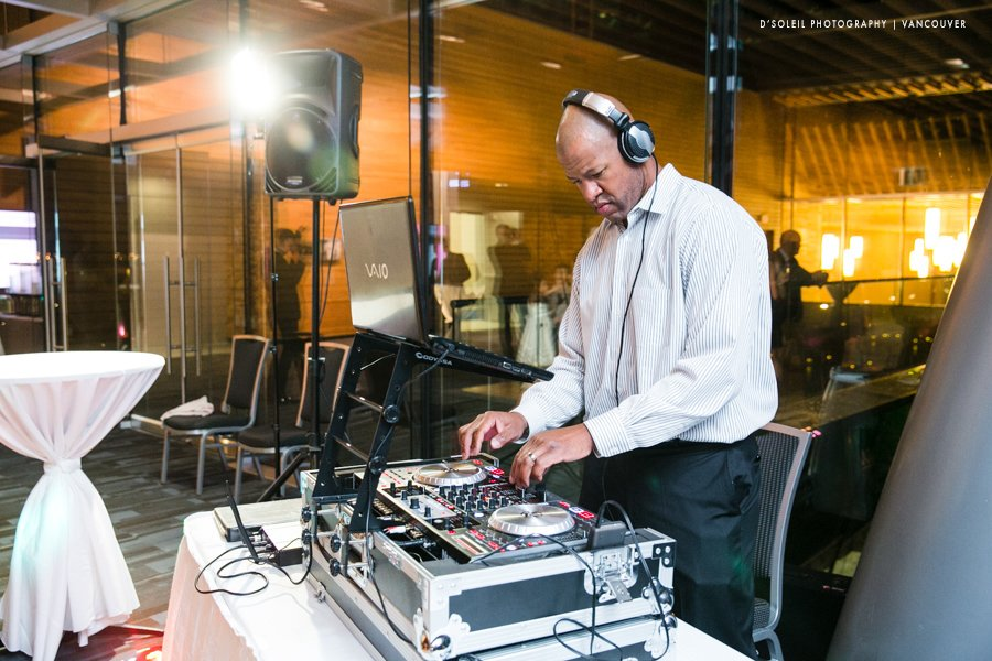 Wedding and Event DJ in Vancouver